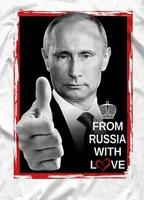 "Футболка""FROM RUSSIA""006"